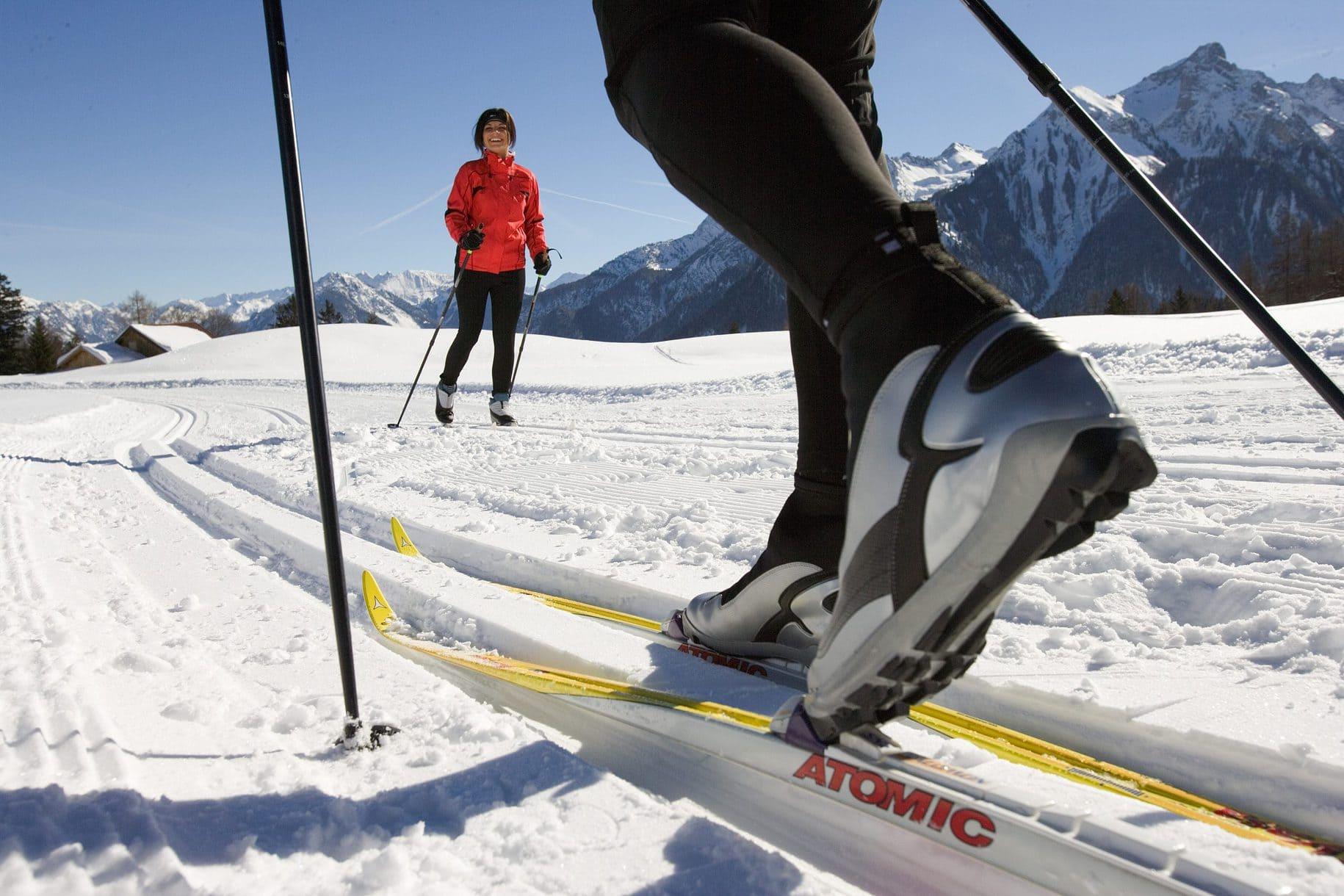 Alpenregion Bludenz,Winter